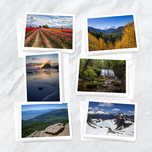 Wandering Washington Notecards