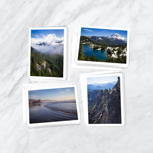 Wild Blue Wanderings Notecards