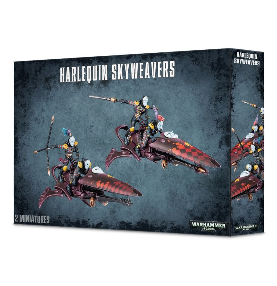 Harlequin Skyweavers | Gopher Mafia Games