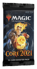Core Set 2021 Booster Draft Pack | Gopher Mafia Games