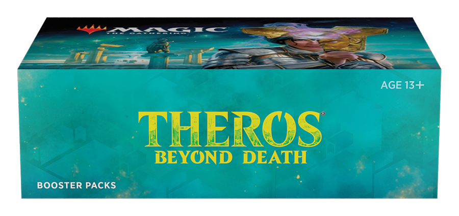 Theros Beyond Death Draft Booster Box | Gopher Mafia Games