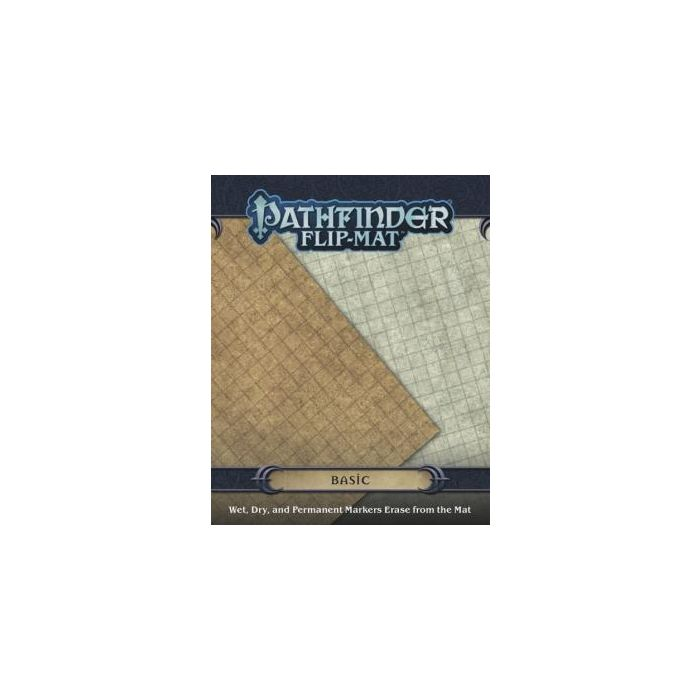 Pathfinder Flip-Mat Basic | Gopher Mafia Games