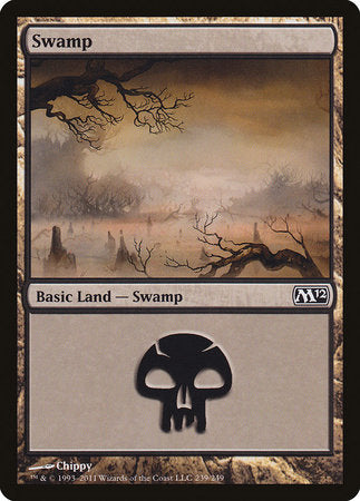 Swamp (239) [Magic 2012] | Gopher Mafia Games