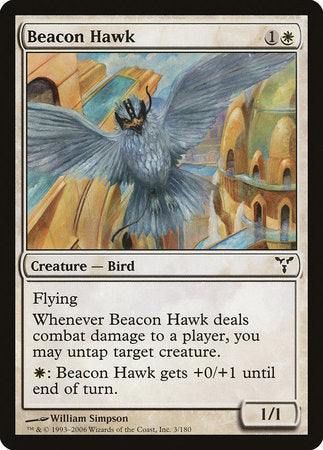 Beacon Hawk [Dissension] | Gopher Mafia Games