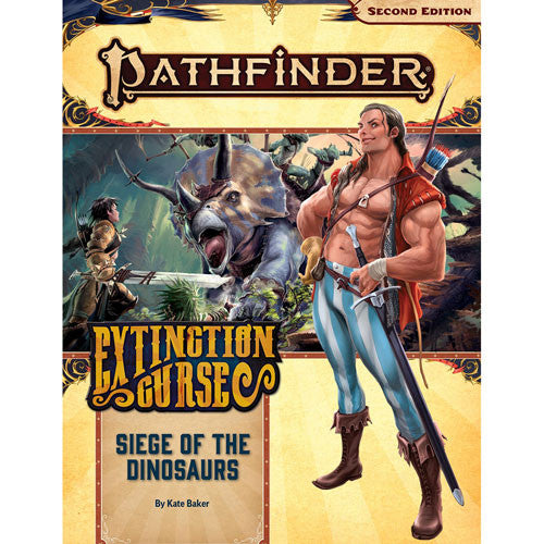 Pathfinder 2E: Extinction Curse Part 4 - Siege of the Dinosaurs | Gopher Mafia Games
