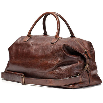 Moore and Giles American Bison Benedict Weekend Bag