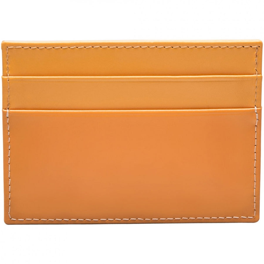 Ettinger Flat Credit Card Case Bridle Hide, London Tan