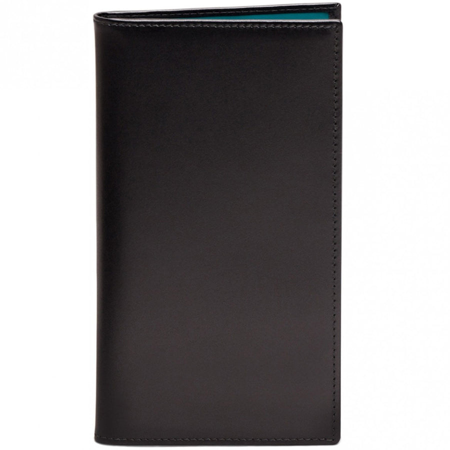 Ettinger Sterling Coat 8 Card Slot Wallet, Turquoise