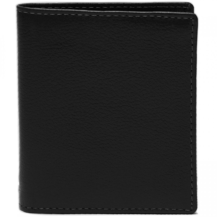 Ettinger Capra Mini Wallet with 6 C/C, Black