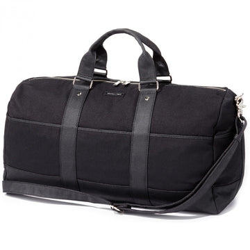 Hook and Albert Gym Duffle Bag, Black
