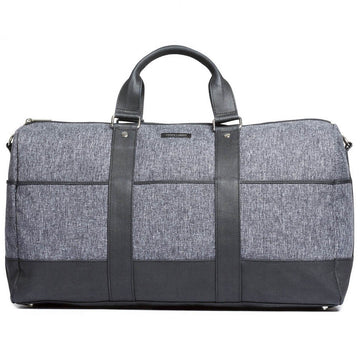 Hook and Albert Gym Duffel Bag (Gray)