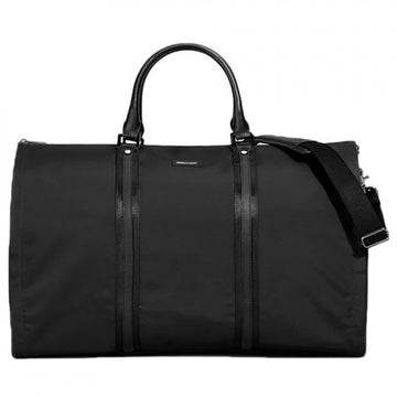 Hook and Albert Garment Weekender Black Ballistic Fabric