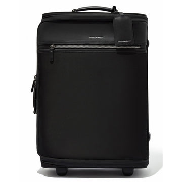 Hook and Albert Black Garment Luggage Carry-On