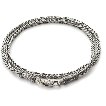 Konstantino Men's Silver Chain