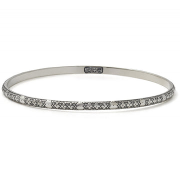Konstantino Women's Sterling Silver Bangle Bracelet