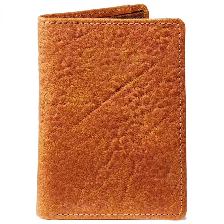 Moore and Giles Men's Wallet Modern Saddle Leather