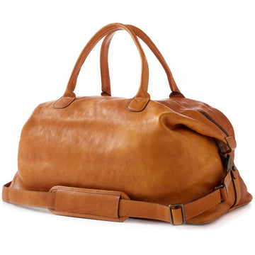 Moore and Giles Benedict Weekend Bag in Modern Saddle
