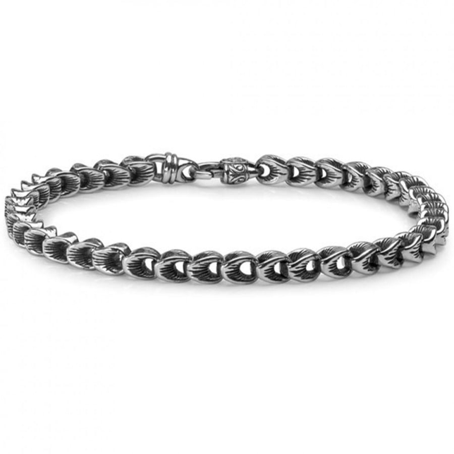 Scott Kay Men's Sterling Silver Chain Link Bracelet