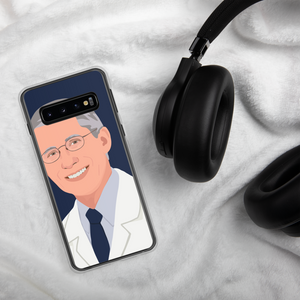 Open image in slideshow, 'Fauci on your Phone' Samsung Case
