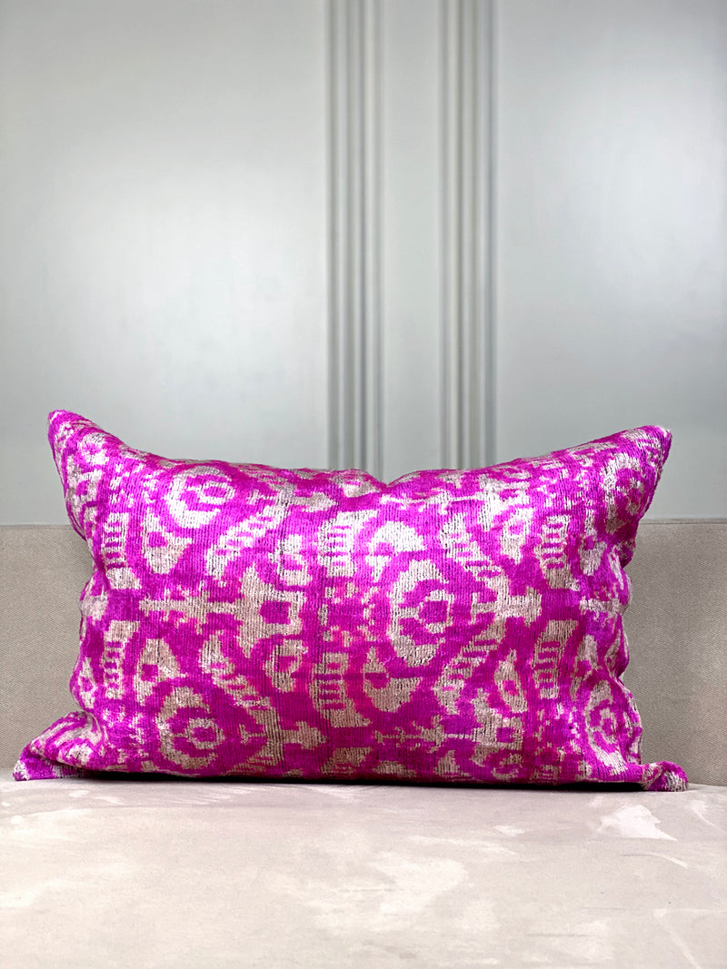 LUXEMBOURG LUMBAR PILLOW COVER.