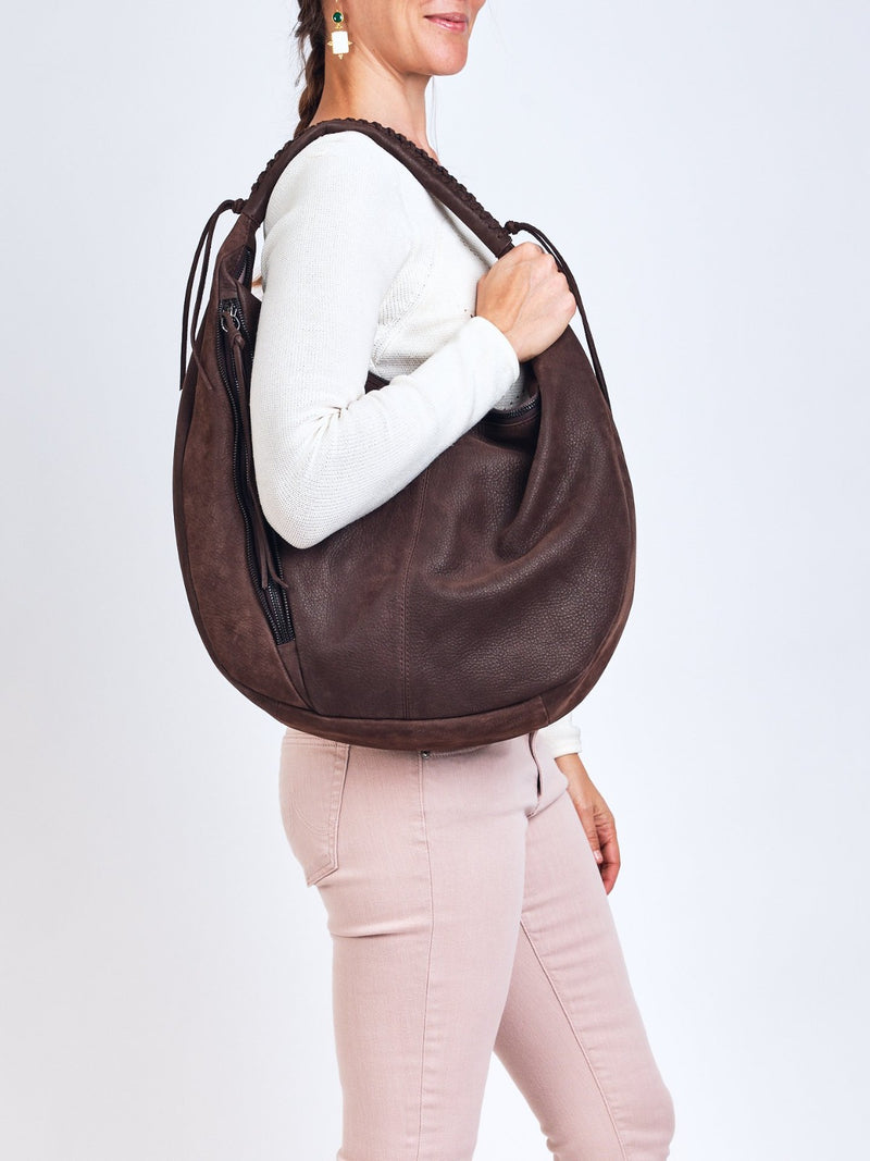 SIENNA SADDLE BAG.