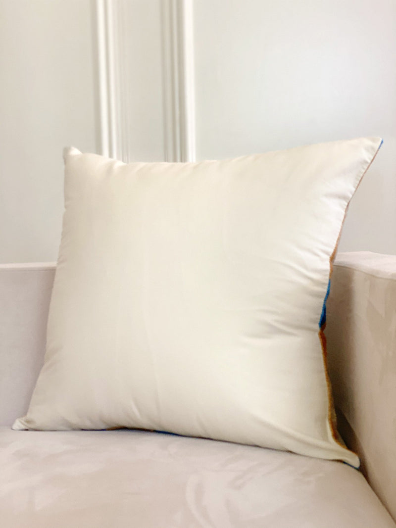 LUXEMBOURG SQUARE PILLOW COVER.