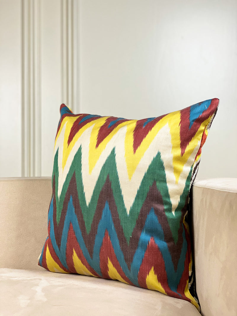 COMO SQUARE PILLOW COVER.