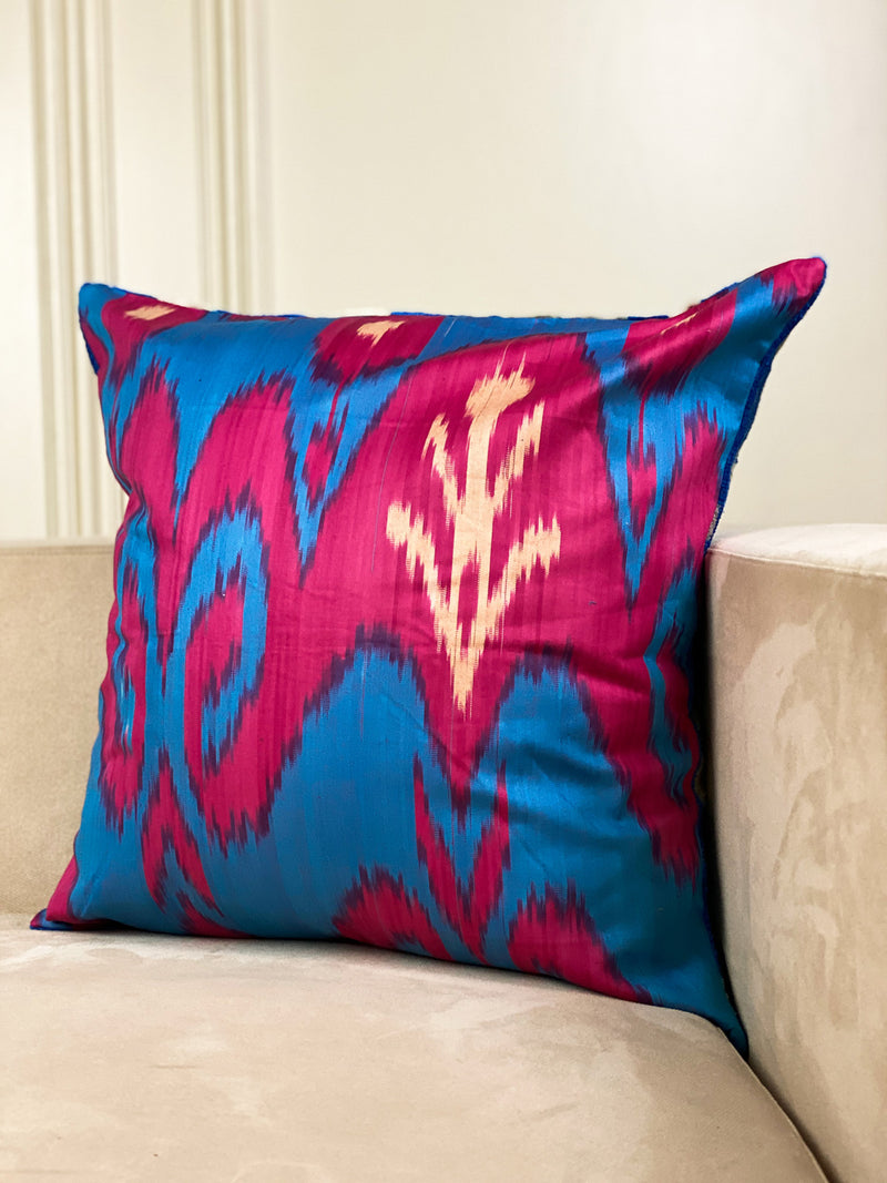 FIRENZE SQUARE PILLOW COVER.