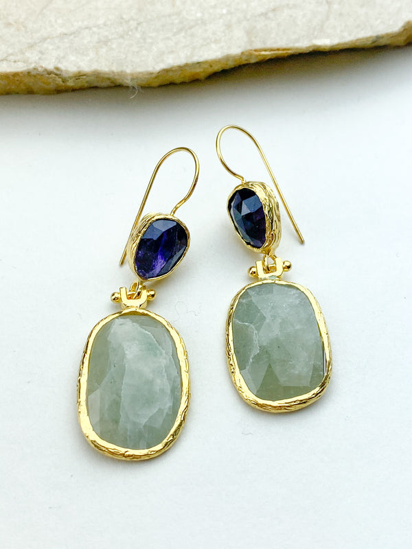 VIVIENNE EARRINGS.