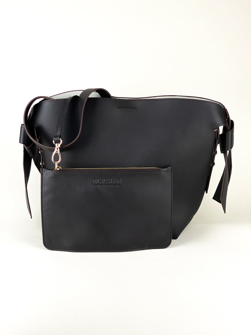 MARGUERITE SHOULDER BAG.