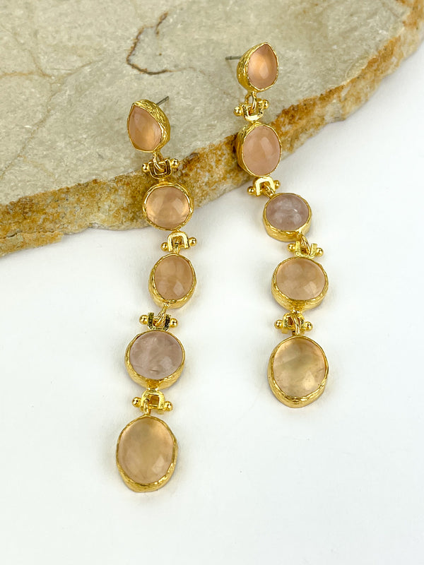 LISETTE EARRINGS.