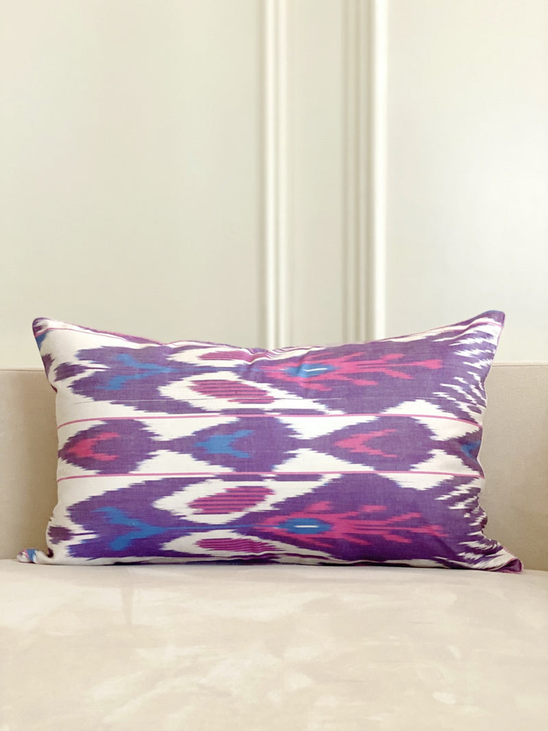 BORDEAUX LUMBAR PILLOW COVER.
