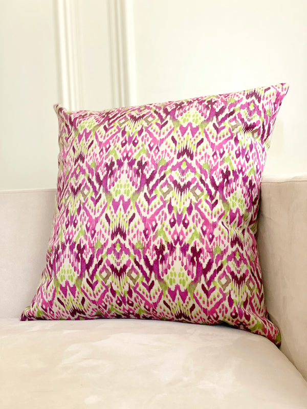 VALENCIA SQUARE PILLOW COVER