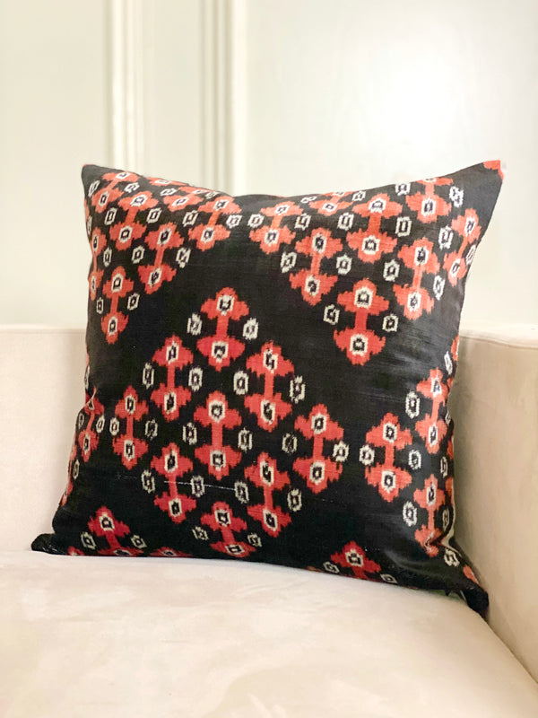 COMO SQUARE PILLOW COVER