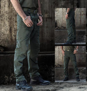 【$26.59 Now Buy 2 Get Extra 10% OFF &Free Shipping】-Multifunction Tactical Waterproof Pants
