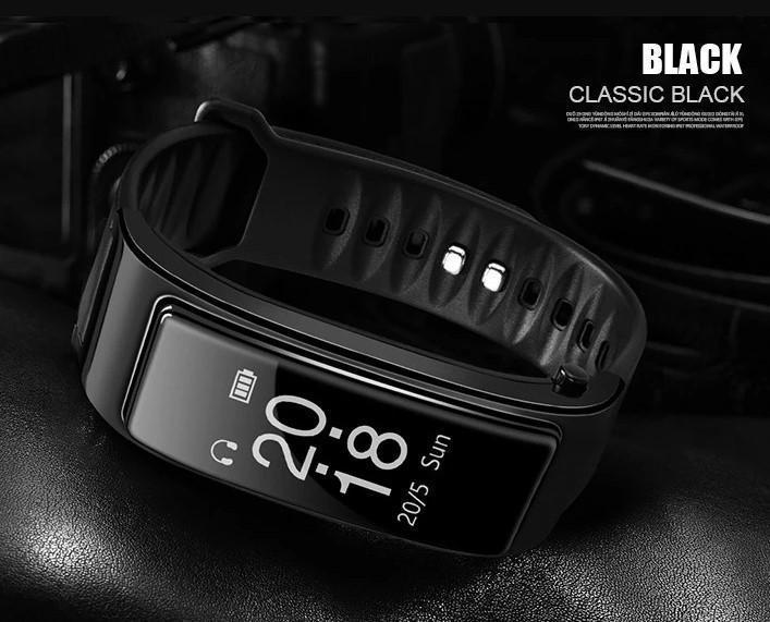 2 in 1 Multifunction Smart Watch With Bluetooth Earphones