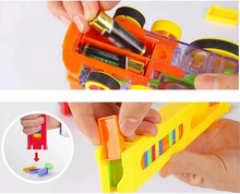 Load image into Gallery viewer, Domino Train Toy