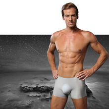 Load image into Gallery viewer, Men's Ice Silk Breathable Boxer Briefs