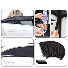 Load image into Gallery viewer, Hot Selling -- Best Universal Car Window Sun Shade Curtain (Fits all Cars)
