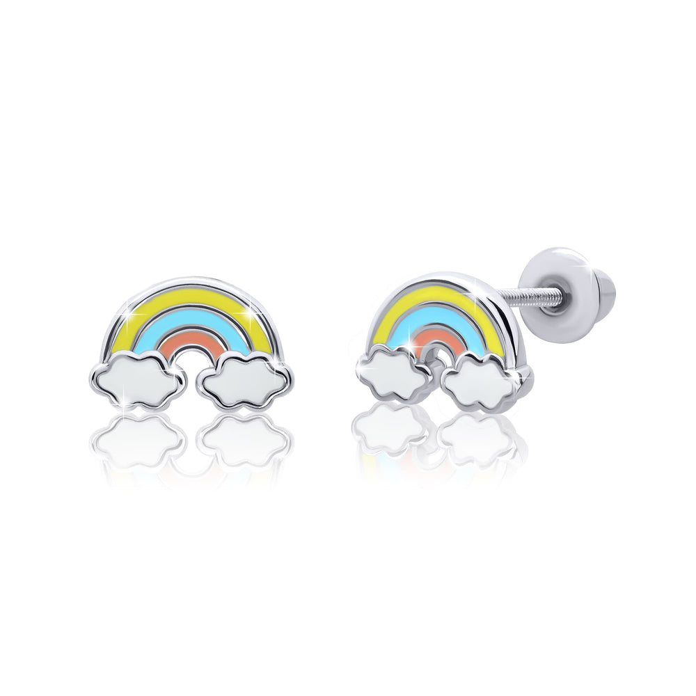 "Earrings ""Rainbow"""
