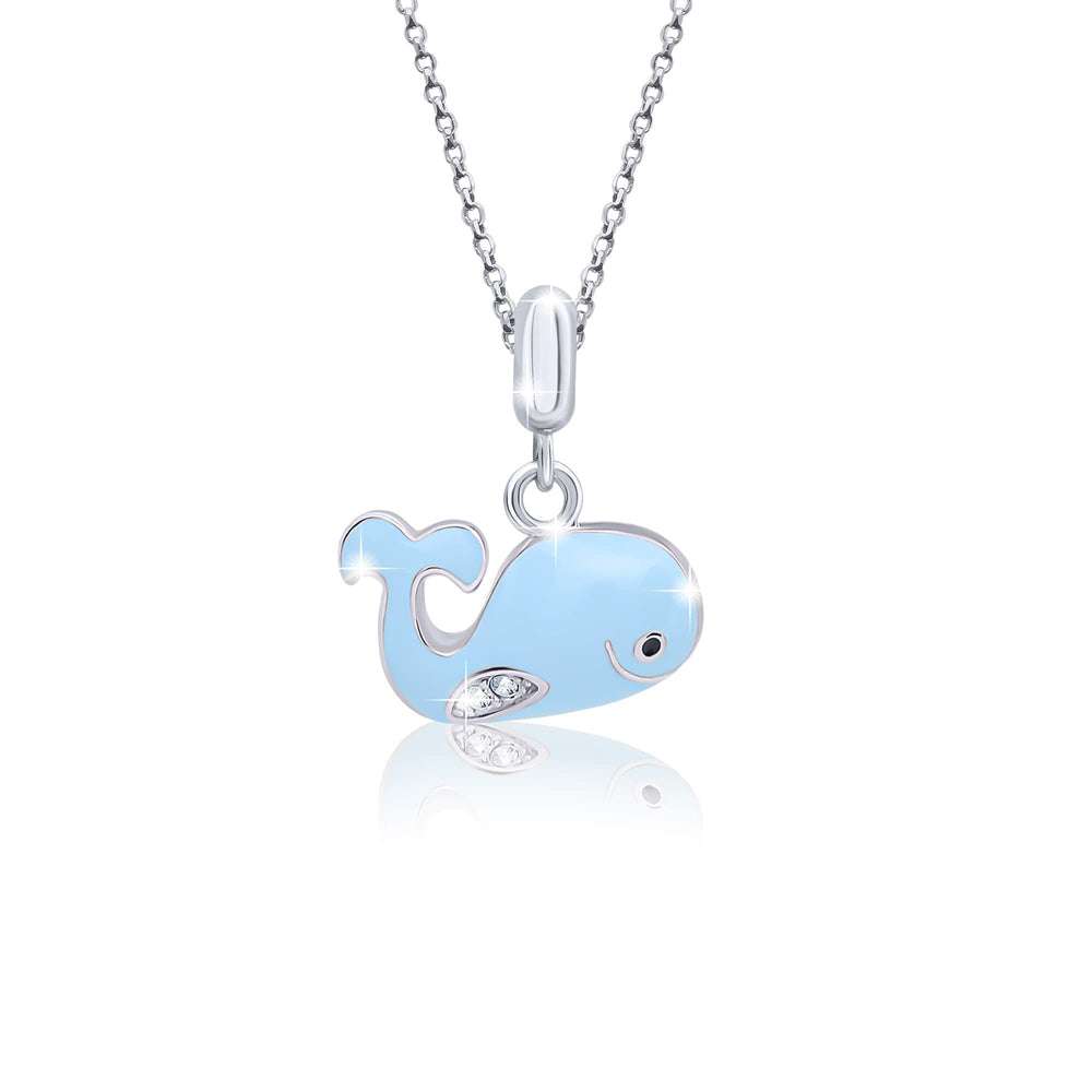 "Load image into Gallery viewer, Pendant ""Whale"""