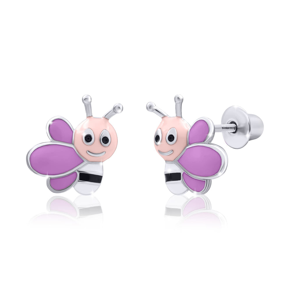 "Earrings ""Merry Bee"""