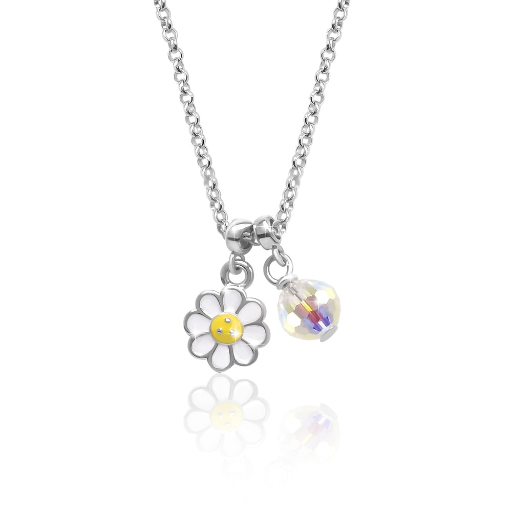 "Necklace ""Chamomile"""