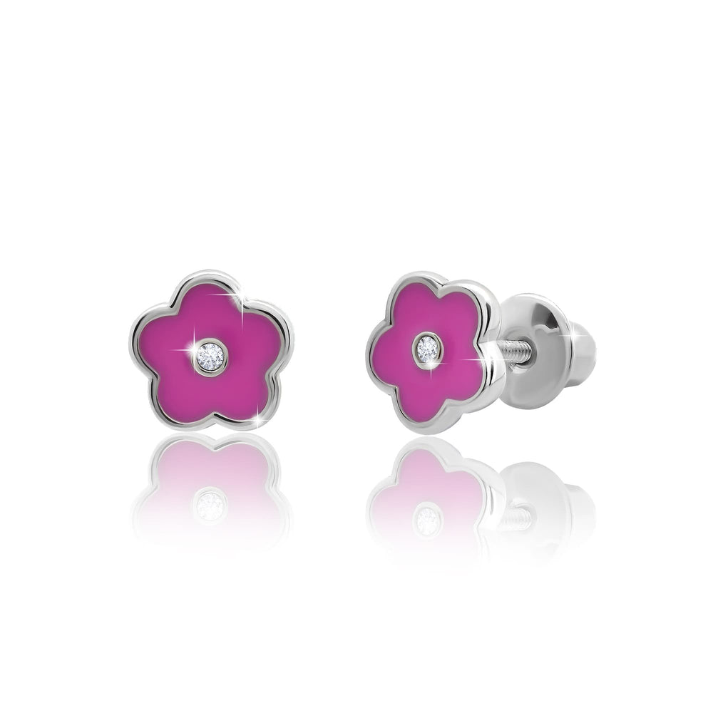 "Load image into Gallery viewer, Earrings ""Flower"""