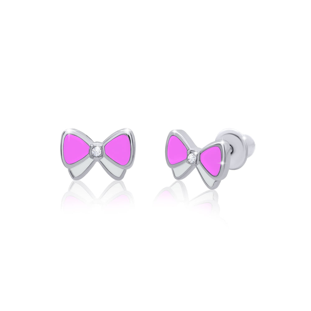 "Earrings ""Bow"""