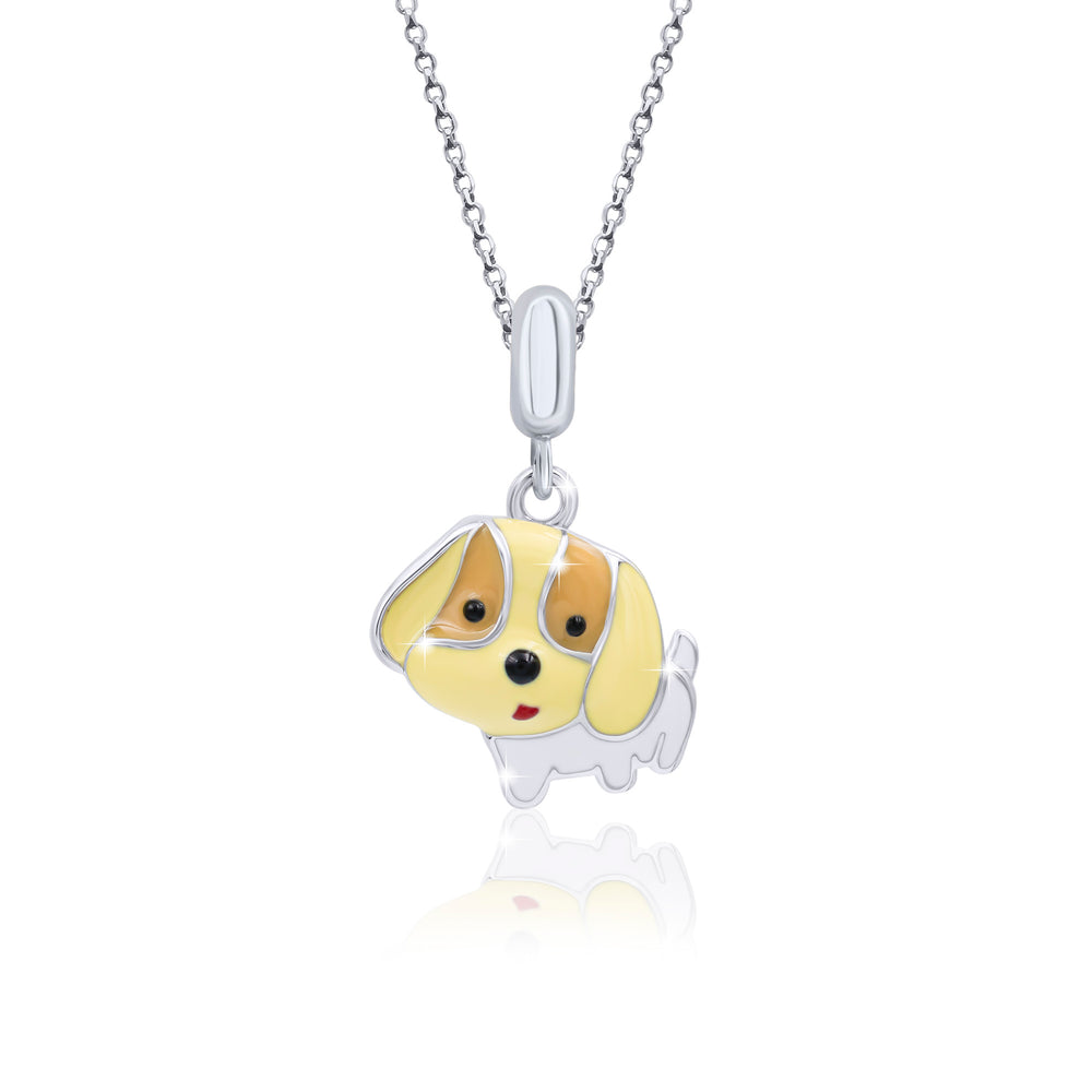 "Load image into Gallery viewer, Pendant ""Puppy"""