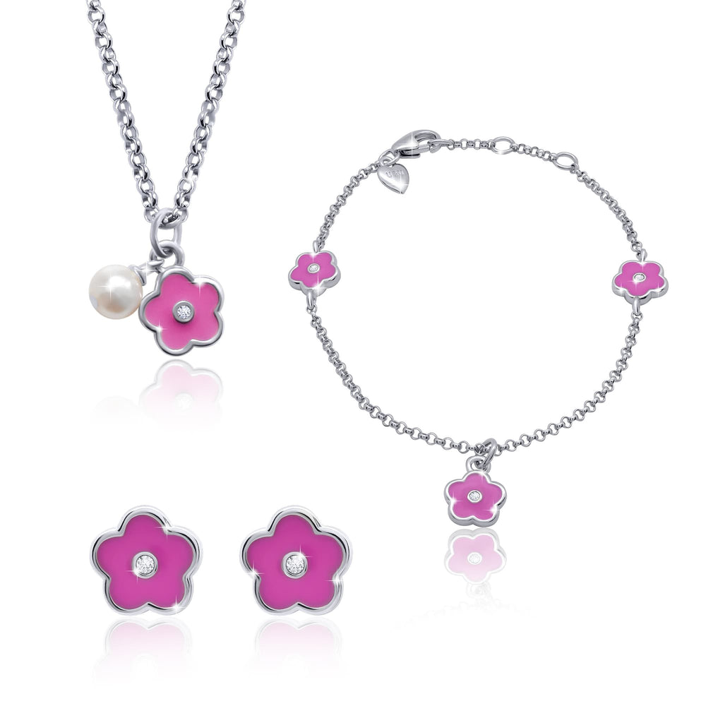 "Necklace ""Flower"""