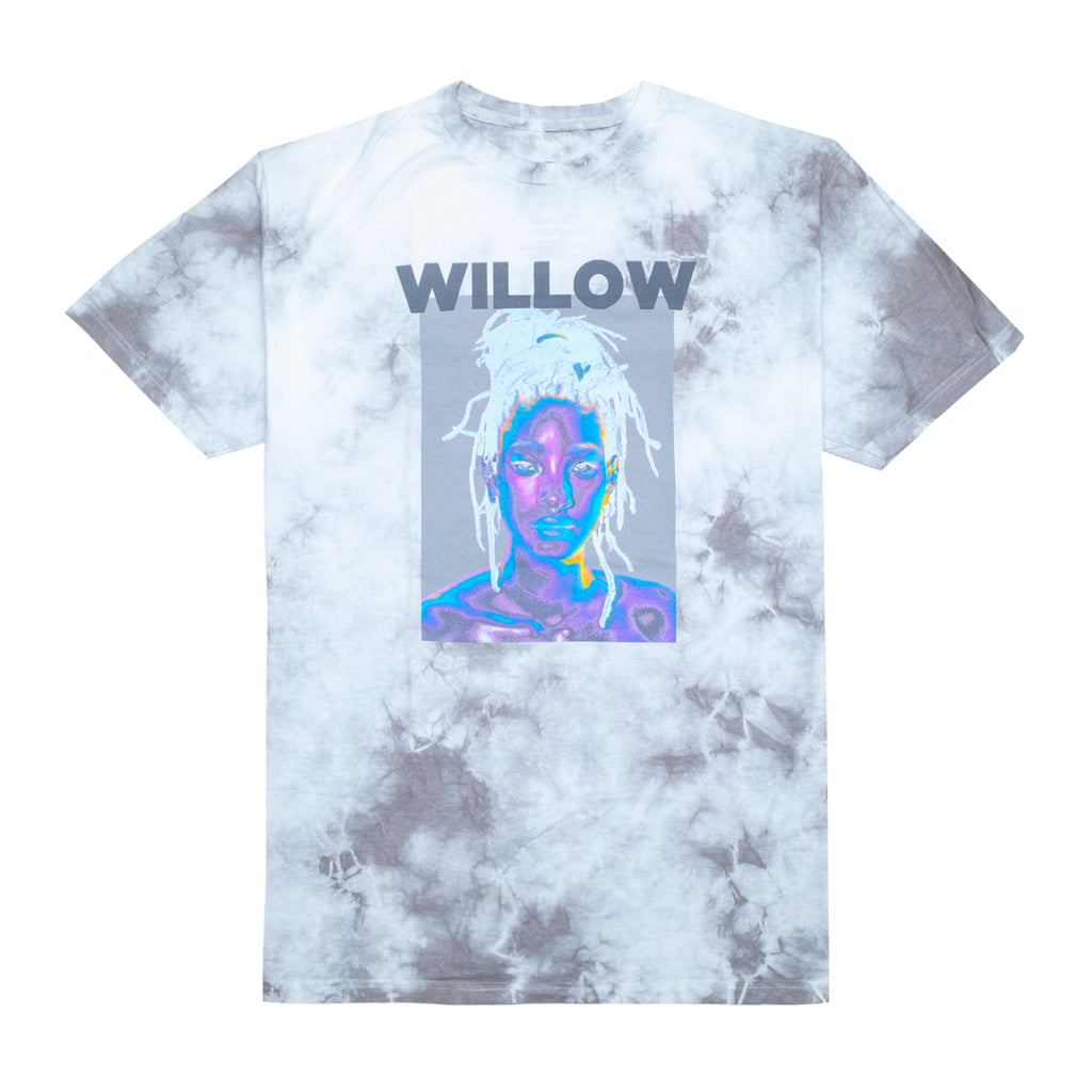 WILLOW TOUR T-SHIRT, TIE-DYE