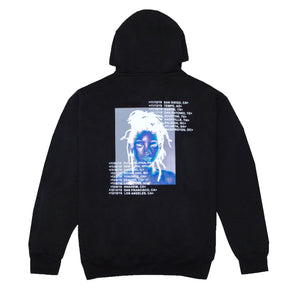 WILLOW TOUR HOODIE, BLACK