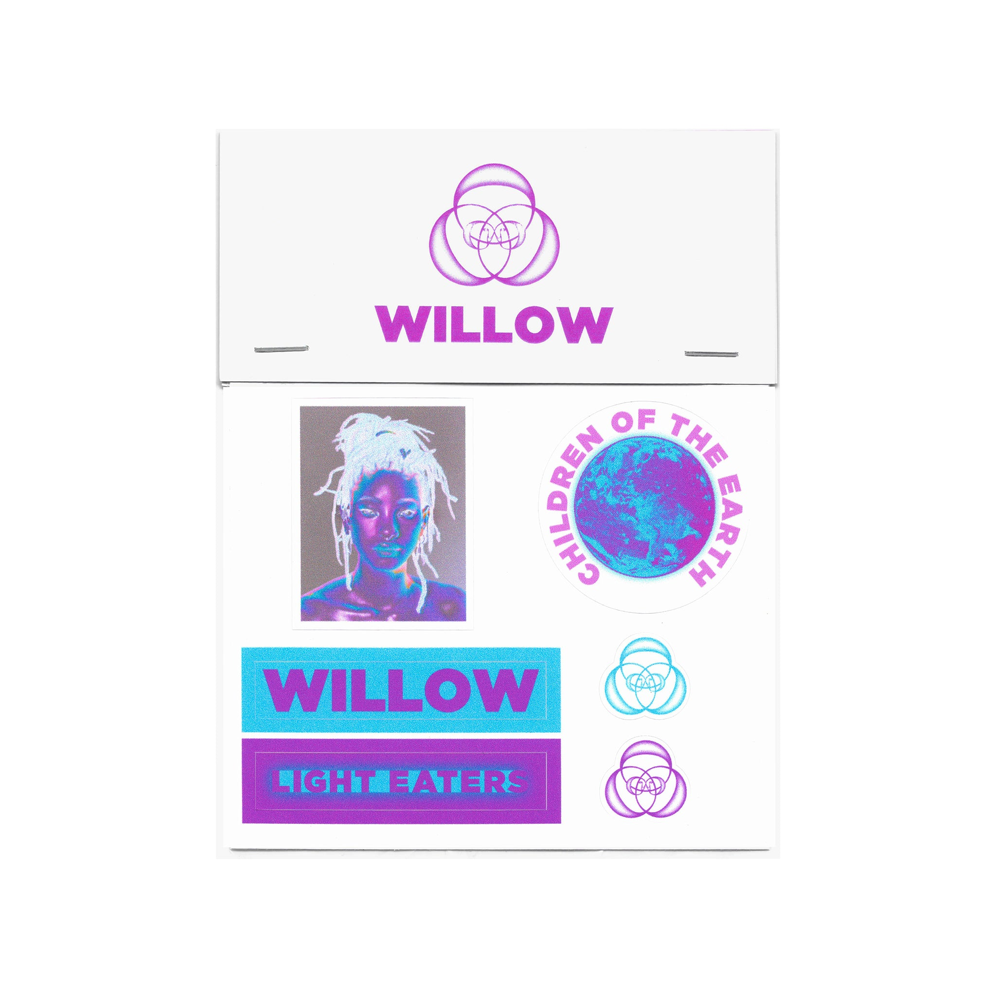 Willow Tour Sticker Pack